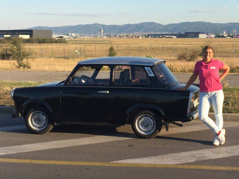 Optionally, your transport for this tour could be a legendary Trabant.
