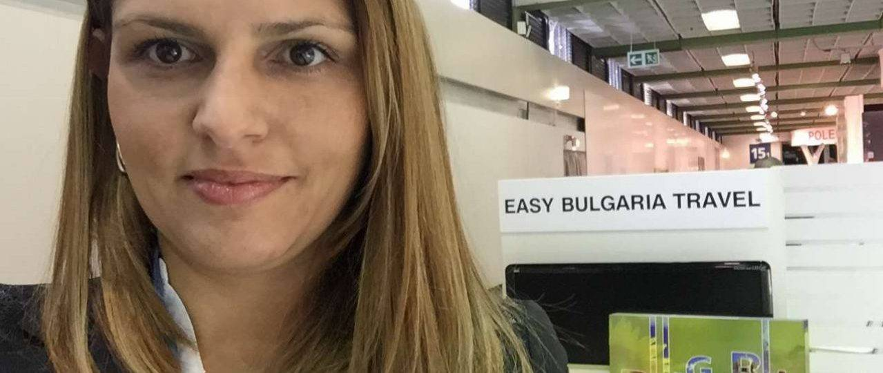 Pavlina Dotcheva, Easy Bulgaria Travel