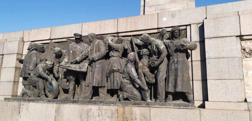 Sofia Communist Tour