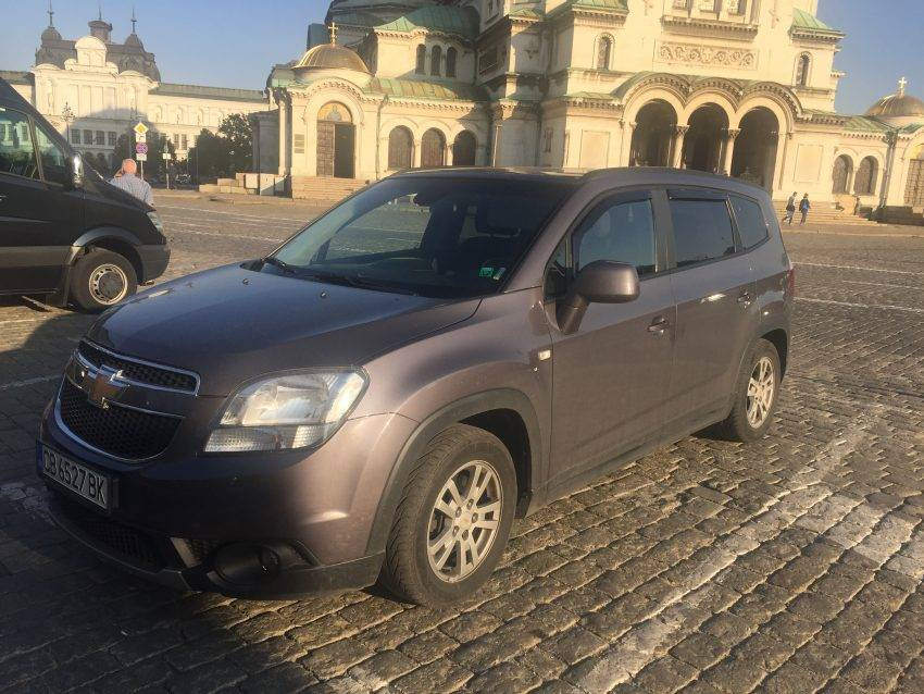 Our vehicles - Bulgaria Guided Tour