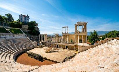 Plovdiv, Ancient Theater