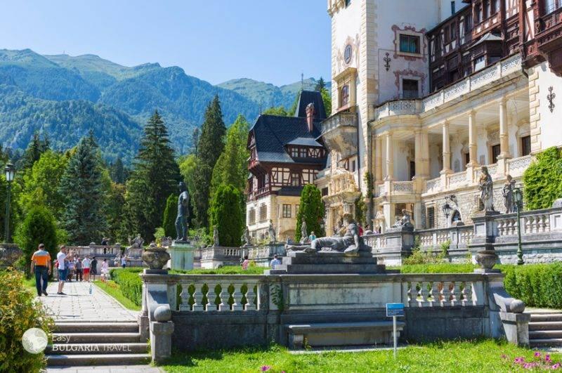 Romania, Sinaia