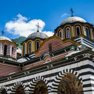 The Rila Monastery, Bulgaria