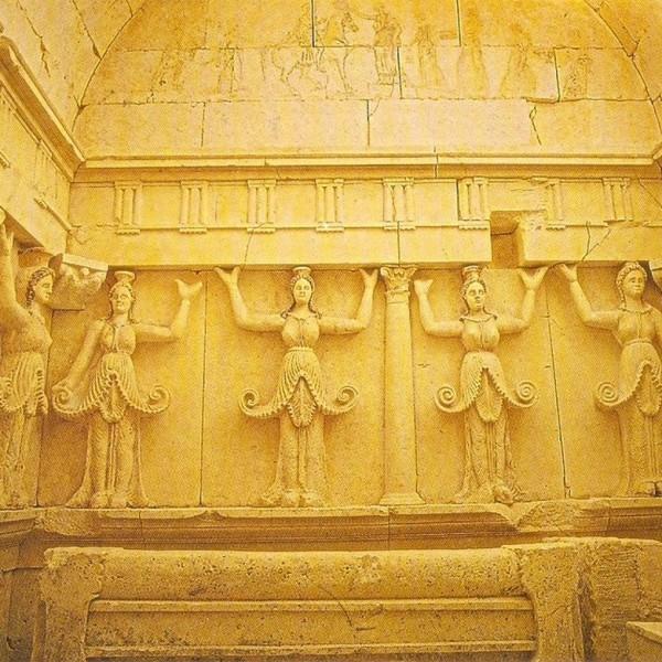 Sveshtary Tomb