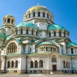 The St. Alexander Nevski Cathedral