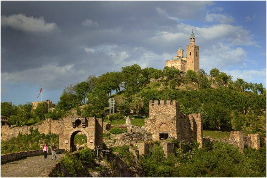 Veliko Tarnovo Guided Tour