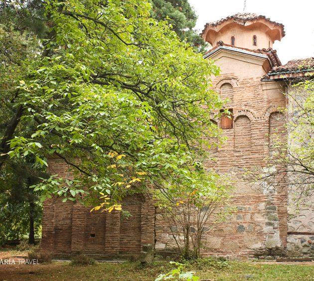 The Boyana Church