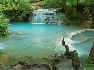 Bulgaria Guided Tour krushuna waterfall