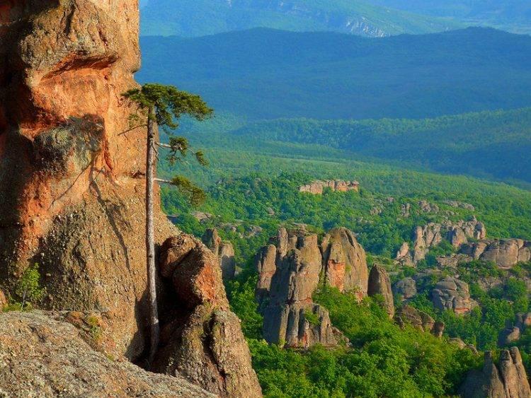 Bulgaria Tour Belogradchik rocks
