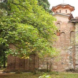 Boyana church Sofia