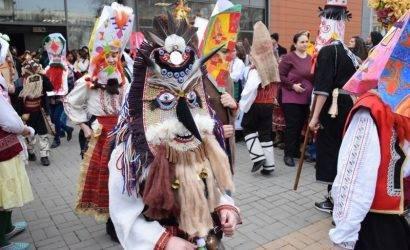 MUMMERS BULGARIA FESTIVAL